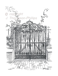 no. 143 Charleston Gates