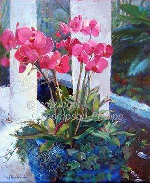 Orchid Pavillion